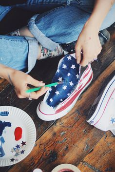 DIY American Flag Co