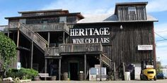 Heritage Wine Cellars in North East, PA