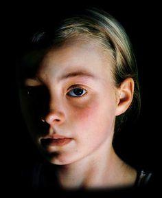 Helnwein Acryl on Canvas