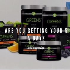 ItWorks Greens Help detoxify, alkalise and energize your body with every glass of Greens, now with an even better pH - balancing blend that includes an acidity-fighting combination of magnesium and potassium for even more alkalising properties.  Loyal Customers can save up to 45% on all purchases. Worldwide Shipping  Visit the website to buy direct