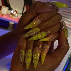 Acrylic Nail Art For More Beautiful Nails Aycrlic Nails, Dope Nails, Stiletto Nails, Swag Nails, Perfect Nails, Gorgeous Nails, Pretty Nails, Acrylic Nails Natural, Long Acrylic Nails