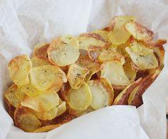Patatine chips leggere