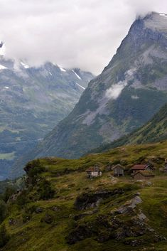 Trollheimen Mountains, Norway