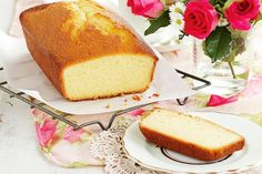 Make a delicious Madeira loaf cake with this easy recipe, perfect for everyday baking and occasions. Find more cake recipes at BBC Good Food. Bbc Good Food Recipes, Tea Recipes, Sweet Recipes, Baking Recipes, Recipies, Baking Tips, Food Tips, Delicious Recipes, Madeira Cake Recipe