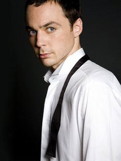 Theoretical Physics never looked so good.  (Jim Parsons as Sheldon Cooper)