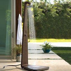 Portable-Outdoor-Shower design