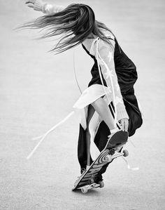 'Freewheeling' by Daniel Riera The Gentlewoman SS 2016