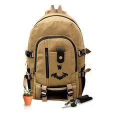 Star Wars Warrior Kids School Book Backpacks Bag Teenages Fashion Nylon Shoulder Bag Travel Bag