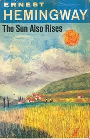 an analysis of the novel the sun also rises by ernest hemingway and the great gatsby by f scott fitz The sun also rises endures as one of the most popular and significant books to emerge from american literature of the 1920s - along with hemingway's friend f scott fitzgerald's masterpiece, the great gatsby (published only a year earlier in 1925), which.