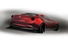 Alfa Cabrio on Behance