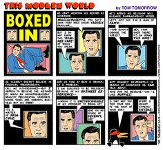 Daily Kos: Boxed in
