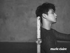 Yoochun - Marie Claire September 2015