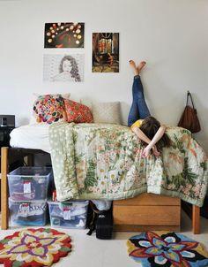 inspiration.  dorm [trends].