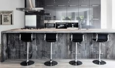 38 beste afbeeldingen van steigerhout keukens house kitchens en