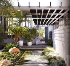 Strick House Santa Monica   Only US residential Oscar Niemeyer
