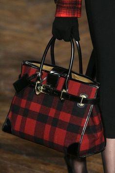 Classic bag -Ralph Lauren