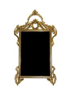 A Louis XIV Style Gilt Mirror | LH Exchange