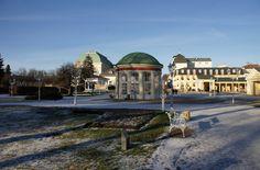 Františkovy Lázně ist eine Stadt im Bezirk Cheb Region Karlsbad in Westböhmen, in der Nähe der Stadt Cheb mit etwa 5.200 Einwohner. Františkovy Lázně ist weltweit bekannt als Kurort.