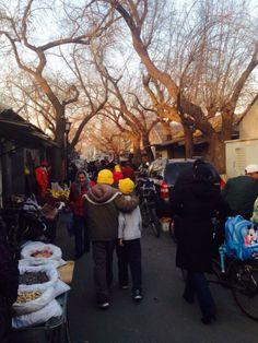 life in hutong, Beijing