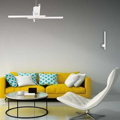 Nueva entrada en el blog! Hoy os queremos presentar una de nuestras novedades en lámparas de techo, la serie Fidelia de Mimax Lighting.  Líneas geométricas + acero blanco = estilo moderno en estado puro.  Link en la bio ☝️  #iluminacion #decoracion #diseño #mimax #lamparas