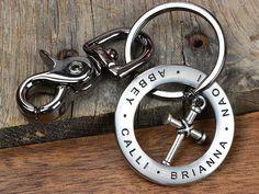 Auburn medium key chain MAKES A GREAT GIFT *CHELLE* free shipping