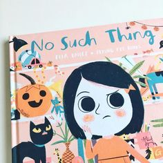 Happy Halloweeeeeeen! . Here's a perfect book for this time of year from @flyingeyebooks written and beautifully illustrated by @ellastration 'No Such Thing'... Spot the ghosts as you turn every gorgeous page of this wonderful book! . #kidsbooks #nosuchthing #ellabailey #flyingeyebooks #kidlit #onmybookshelf #childrensbooks #illustrator #autumnreading #halloweenbooks