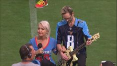 National Anthem Singer Kneels During Titans Game in Support of NFL Protests Ashley Monroe, Protest Songs, Pistol Annies, All Goes Wrong, Singing The National Anthem, Taking A Knee, Tennessee Titans, Country Singers, The Voice