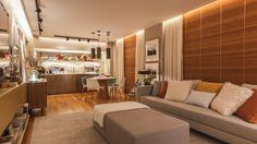 Bruno GAP Arquitetura | Casa Cor São Paulo 2016 – Cinema em casa – 35m² – Brasil
