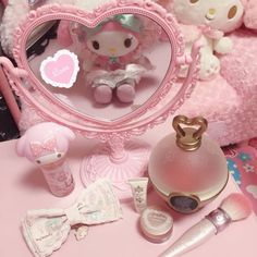 Image uploaded by ♡花ちゃん♡. Find images and videos about pink, aesthetic and kawaii on We Heart It - the app to get lost in what you love. Cute Pink, Pretty In Pink, Imagenes Color Pastel, My Melody Sanrio, Kawaii Bedroom, Baby Pink Aesthetic, Pink Themes, Pastel Pink, Pastel Goth