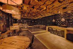 El Fabuloso, MEMA Arquitectos - Restaurant & Bar Design