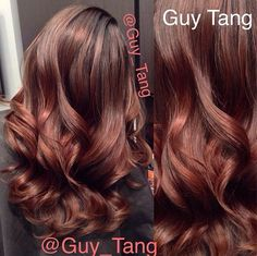 guy tang rose gold ombre - Google Search