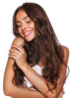Face Shape Hairstyles, Twist Hairstyles, Wedding Hairstyles, Cool Hairstyles, Straight Hairstyles, Long Thin Hair, Medium Long Hair, Medium Brown, Boho Wedding Hair