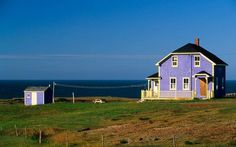 Quebec's Magdalen Islands Canada Country, Voyager Loin, Country Magazine, Virtual Travel, Somewhere Over, Road Trippin, Countries Of The World, Quebec, House Colors