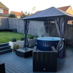 Lay-Z-Spa Garden Setup Ideas Perhaps one of the most difficult dilemmas associated with Christmas sh