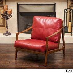 Christopher Knight Home Hampton Wood Frame Chair - Overstock Shopping - Great Deals on Christopher Knight Home Living Room Chairs