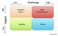 support and challenge in coaching - Google zoeken