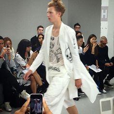 Sankuanz Spring 2015!  @britishfashioncouncil #LCM @troy_wise @5by5forever #sankuanz #malemodels #malebeauty #malephotography #malefashion #malebody #malestyle #fashion #fashionphotography #runway #runwaylooks #london #londonfashion #fashionweek #uk #londonlife #lcmcoverage #spring2015 #2015 #ia #instalike #instafashion #imageamplified #imageamplified #rickguzman #troywise http://ift.tt/1pcJbPe