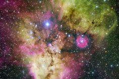 9-Billion-Pixel Photo of Milky Way's Center Is Full of Stars