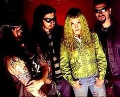 white zombie - march 20, 1993 at The New York Theatre