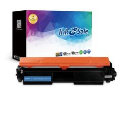 INK E-SALE New Compatible HP 17A CF217A Toner Cartridge ( With Chip )