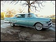 1958 Buick Limited  Not sold; high bid of $15,000
