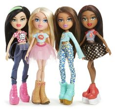 Bratz Remix Doll #TweetaBeat