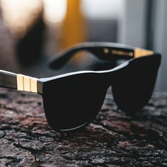 Flat-Top Sunglasses by Super