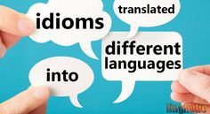 """How do idiomatic expressions across the world compare? And why does it rain """"cats and dogs"""" in English, but, of all things, """"old hags"""" in Dutch?!"""