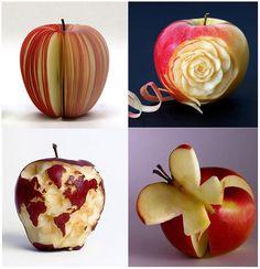 Funny Food Art Design