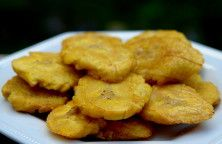 Haitian Fried Plantains from haitiancooking.com