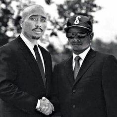 Tupac Eazy e