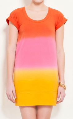DVF- Love it for the beach!