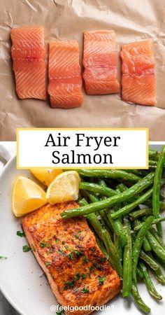 Healthy Desayunos, Healthy Meal Prep, Eating Healthy, Dinner Healthy, Healthy Chicken, Easy Healthy Meals, Healty Meals, Healthy Dinners For Two, Air Fryer Healthy