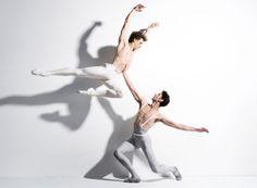 Australian Ballet men. Cool.
